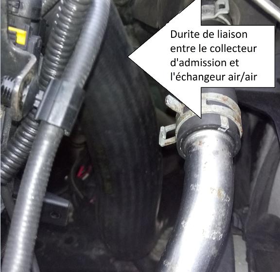 MECANO - Le moteur manque de puissance  Défaut P0299 P2282 (Moteur